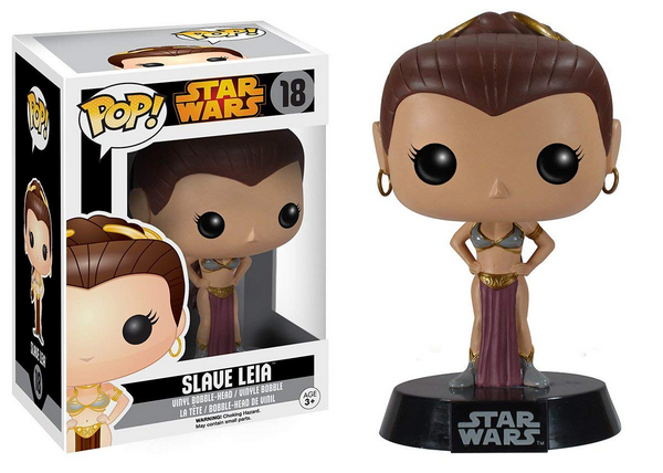 FUNKO POP Star Wars Slave Leia