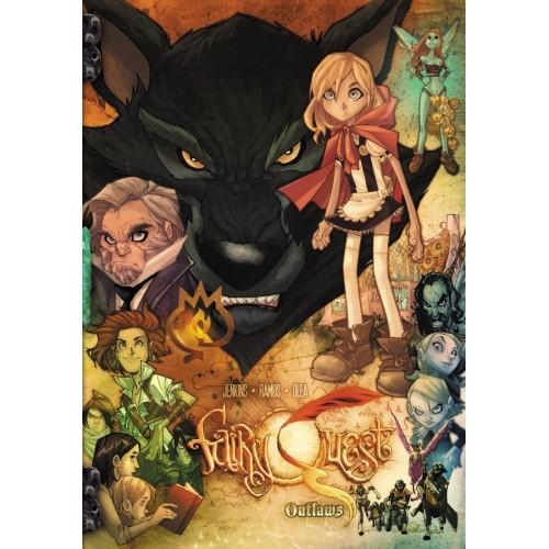 Mini-Print Fairy Quest Serie 1 N°1