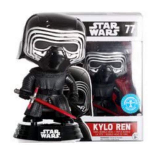 FUNKO POP Star Wars Kylo Ren Underground Toys Exclusive