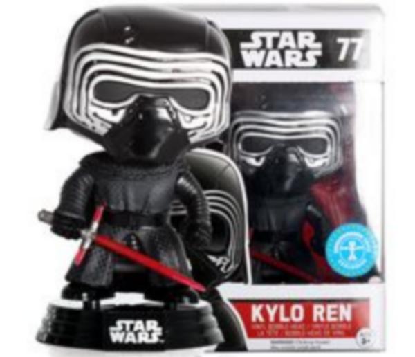 FUNKO POP Star Wars Kylo Ren Underground Toys Exclusive