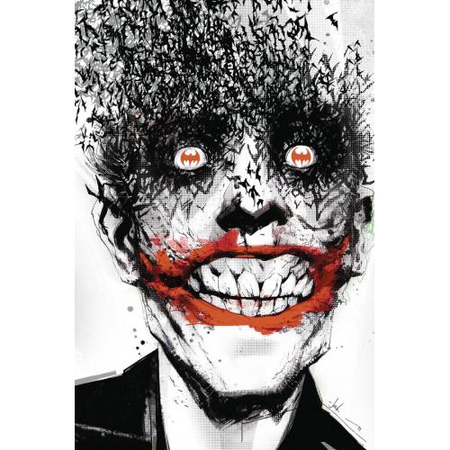 ABSOLUTE BATMAN THE BLACK MIRROR HC (VO)