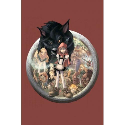 Mini-Print Fairy Quest Serie 1 N°2