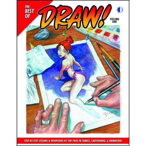 BEST OF DRAW MAGAZINE SC VOL 01 (VO)