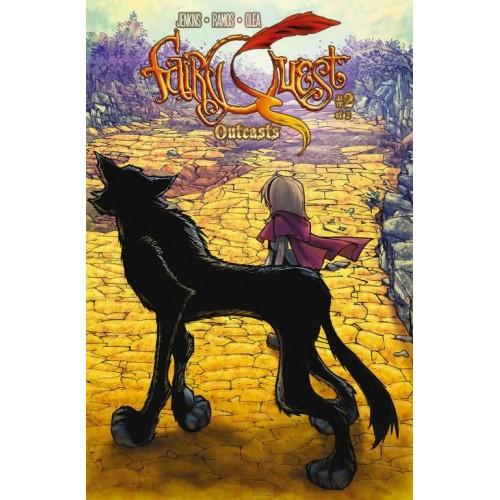Mini-Print Fairy Quest Serie 1 N°3