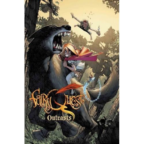 Mini-Print Fairy Quest Serie 1 N°4