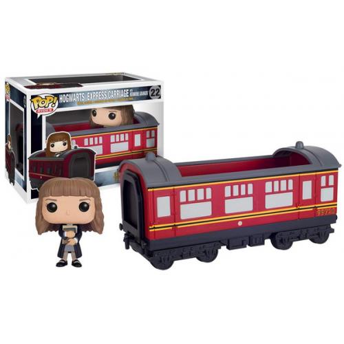 Funko Harry Potter Locomotive Poudlard Express avec Hermione