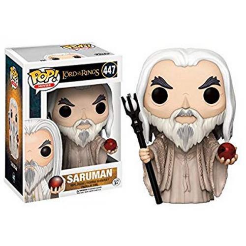 FUNKO POP Lord of the Rings Saruman
