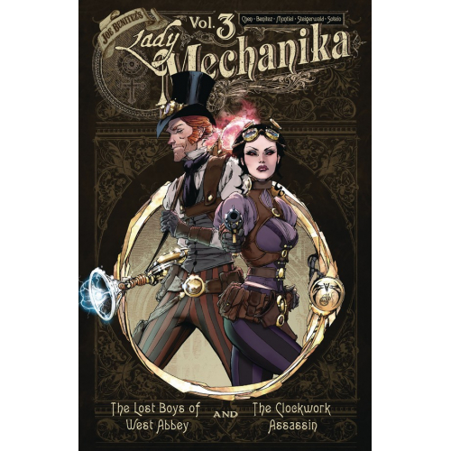 Lady Mechanika Oversized HC Vol 3 (VO)