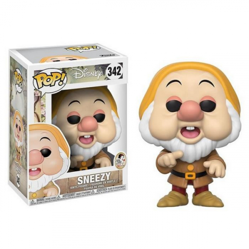 FUNKO POP Disney Snow White Sneezy 342