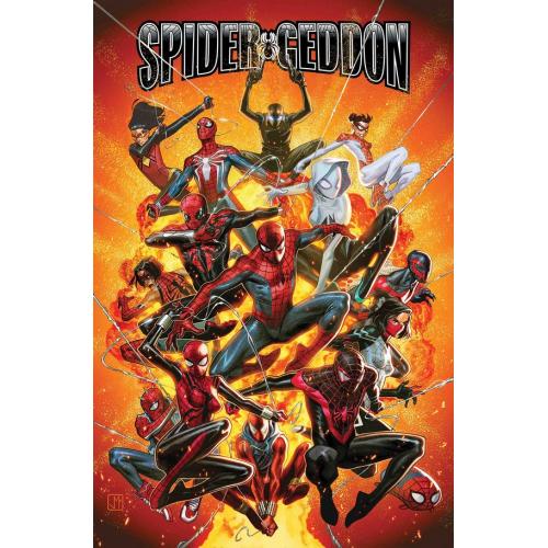 SPIDER-GEDDON 1 (OF 5) (VO)