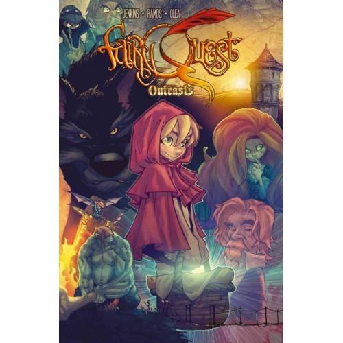 Mini-Print Fairy Quest Serie 1 N°6