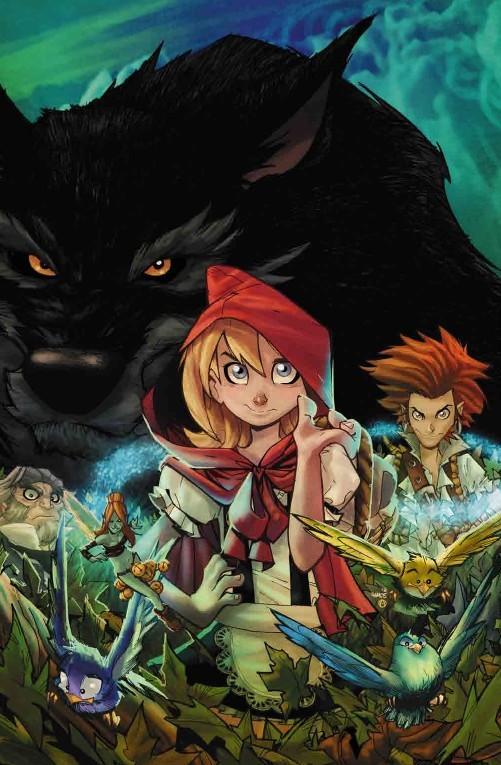 Mini-Print Fairy Quest Serie 1 N°7