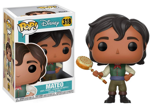 FUNKO POP Disney Mateo