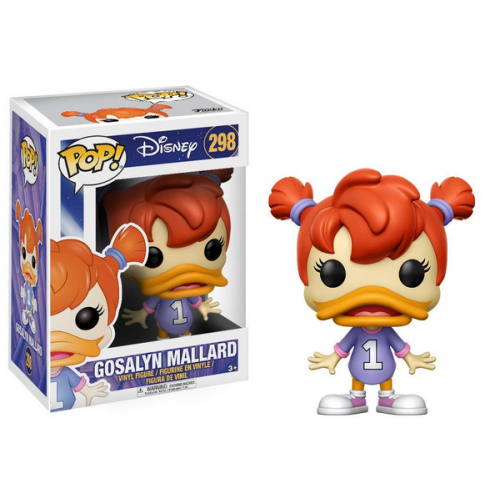FUNKO POP Disney Gosalyn Mallard 298