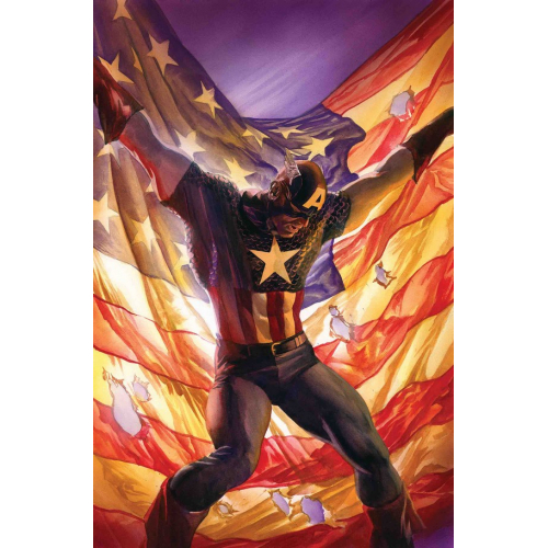 Captain America 4 (VO)