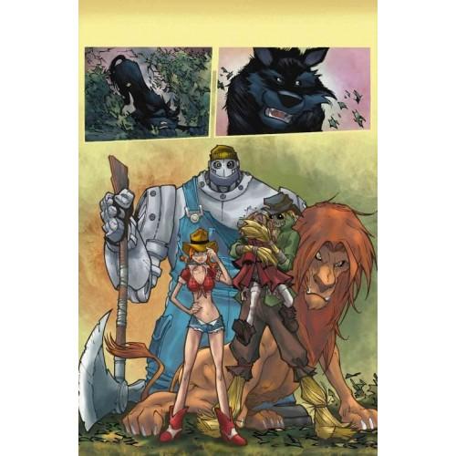 Mini-Print Fairy Quest Serie 1 N°10