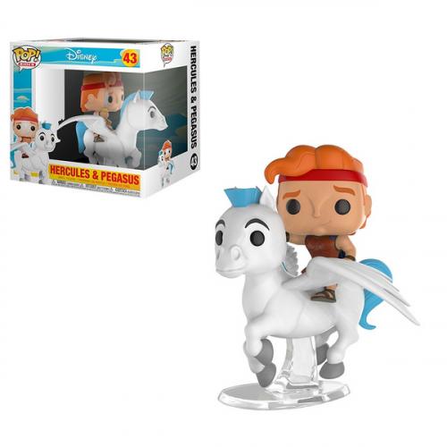 FUNKO POP Disney Hercules & Pegasus 43