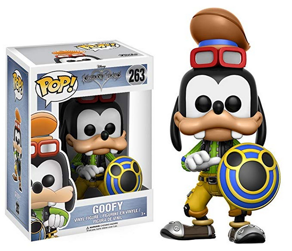 FUNKO POP Kingdom Hearts Goofy