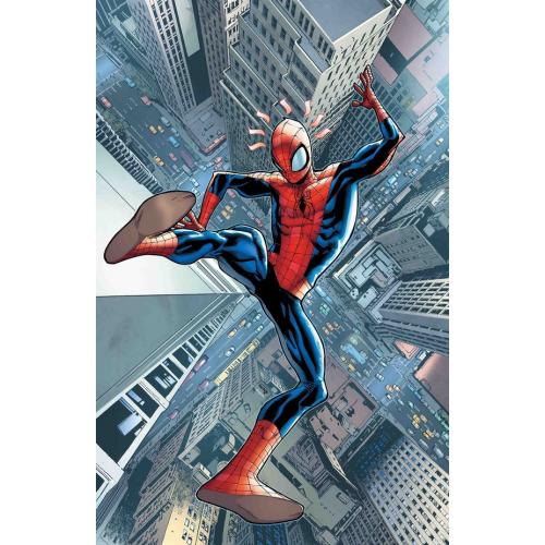 AMAZING SPIDER-MAN 8 (VO) HUMBERTO RAMOS