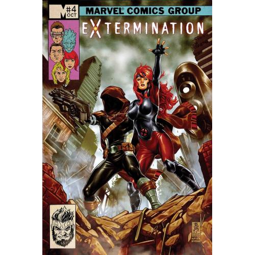 EXTERMINATION 4 (VO)