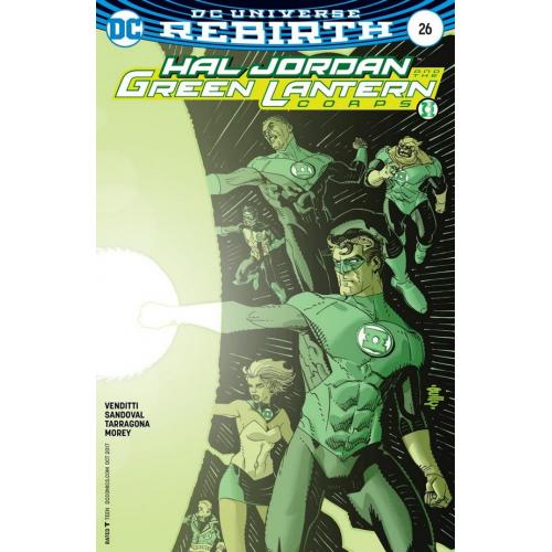 Justice League Rebirth n°16 (VF)