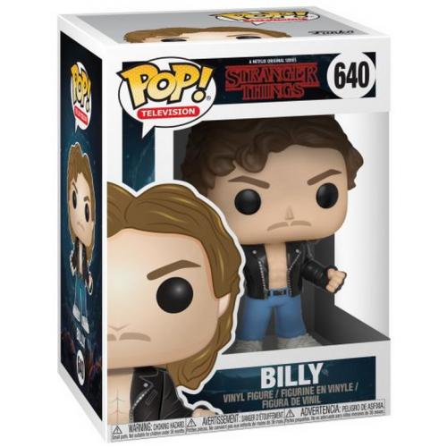 FUNKO POP Stranger Things Billy
