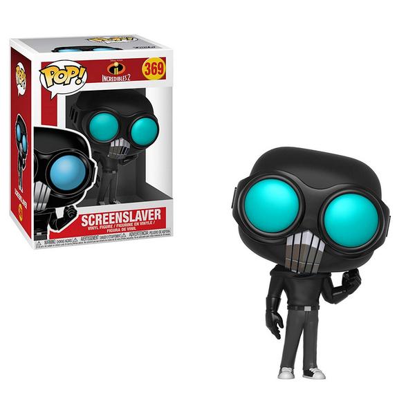 FUNKO POP Incredibles 2 Screenslaver