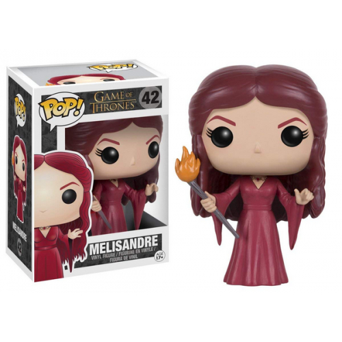 FUNKO POP Game of Thrones Melisandre 42