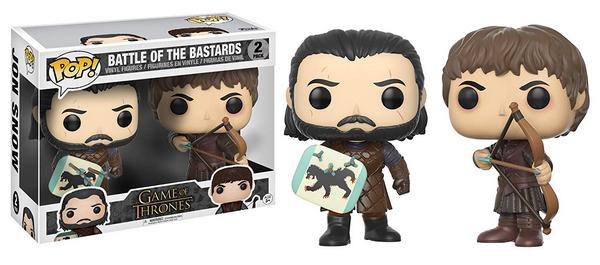 FUNKO POP Game of Thrones Battle of the Bastards