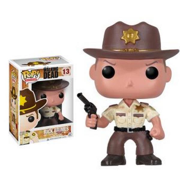 FUNKO POP The Walking Dead Rick Grimes