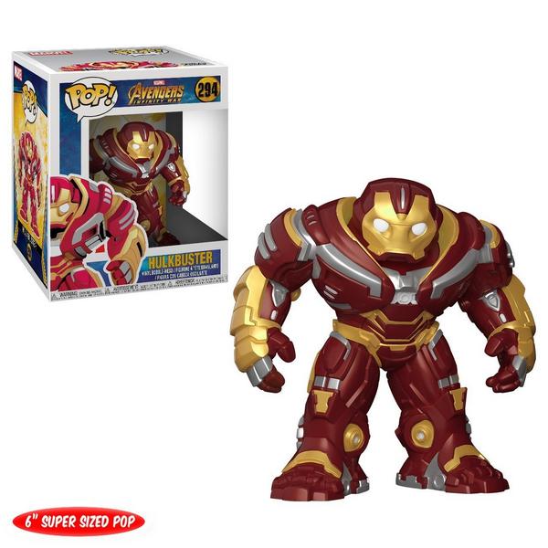 FUNKO POP Avengers Infinity War Hulkbuster
