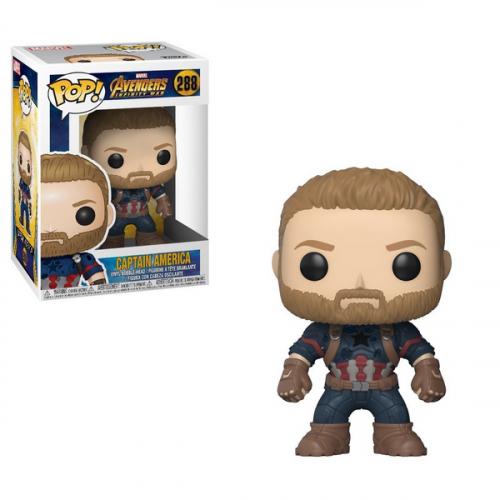 FUNKO POP Avengers Infinity War Captain America