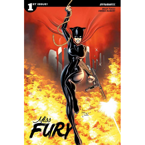 MISS FURY 1 (VO) Billy Tucci