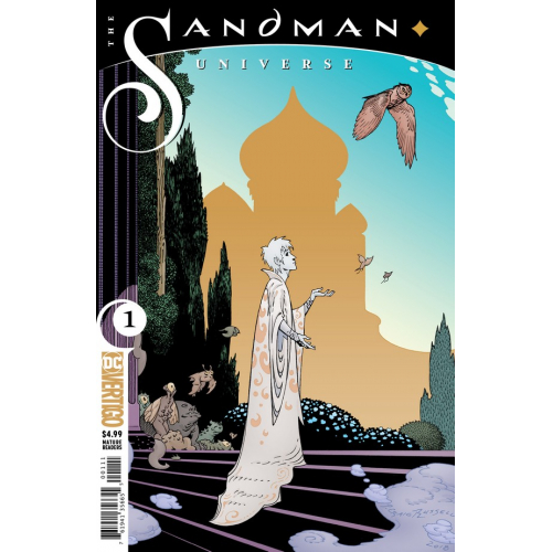 THE SANDMAN UNIVERSE 1 (VO) Russell Variant