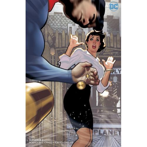 Superman 2 (VO) Hughes Variant