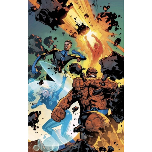 FANTASTIC FOUR 1 Lupacchino VARIANT (VO)
