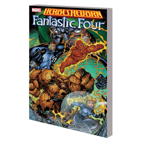 HEROES REBORN TP FANTASTIC FOUR (VO)