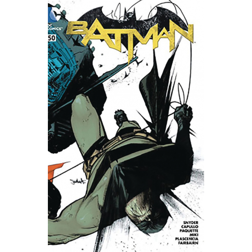DF BATMAN 50 MURPHY JETPACK FORBIDDEN COMICS