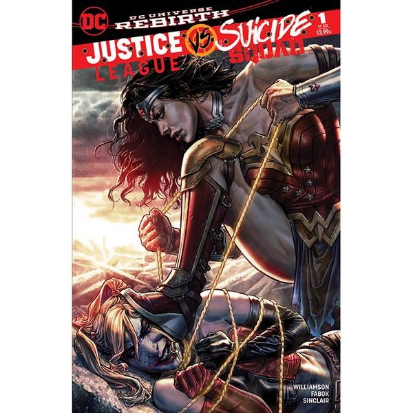DF JUSTICE LEAGUE VS SUICIDE SQUAD 1 BERMEJO