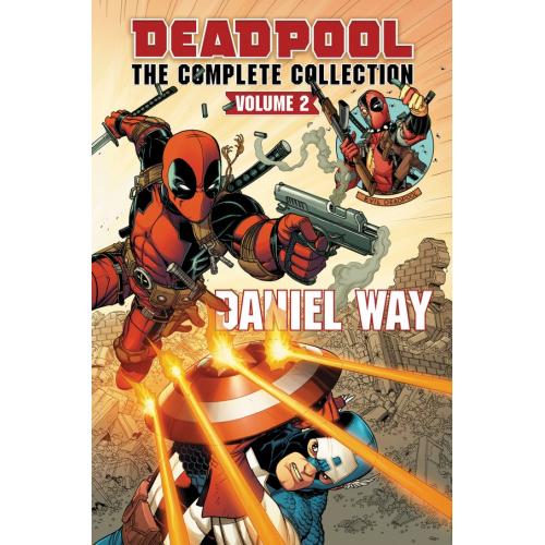 Deadpool By Daniel Way Omnibus HC Vol. 2 (VO)