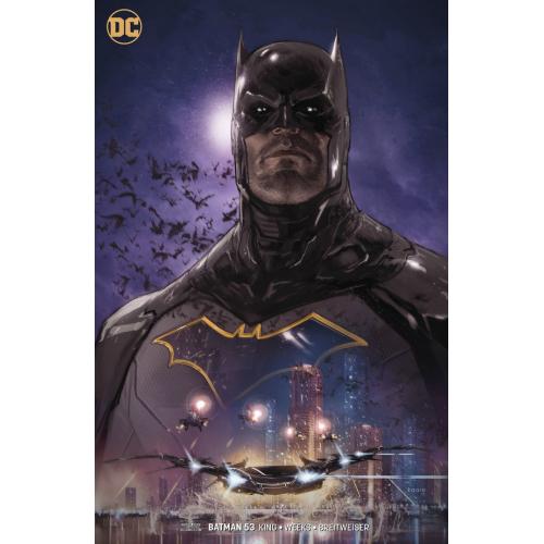 Batman 53 (VO) Kaare Andrews Variant