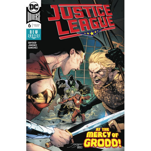 JUSTICE LEAGUE 6 (VO) Scott Snyder Jorge Jimenez