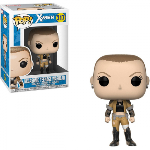 FUNKO POP X-Men Negasonic Teenage Warhead 317