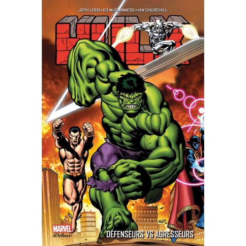 Hulk Tome 2 - Défenseur vs agresseurs (VF)