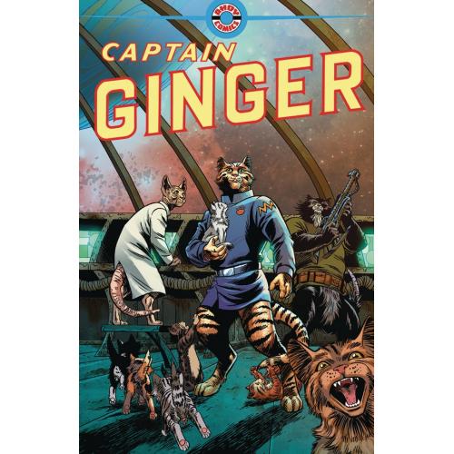 Captain Ginger 1 (VO)