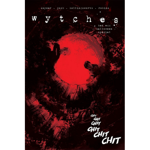 WYTCHES: BAD EGG HALLOWEEN SPECIAL (ONE-SHOT) (VO)