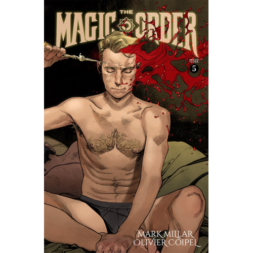 The Magic Order 5 (VO) Mark Millar - Olivier Coipel