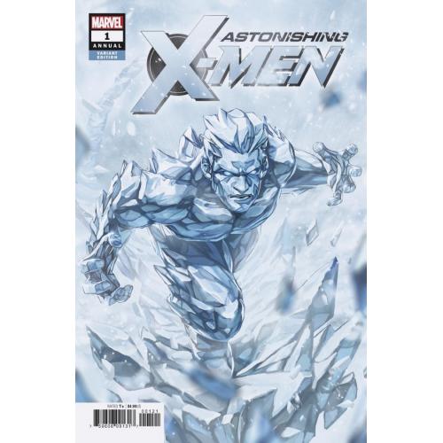 ASTONISHING X-MEN ANNUAL 1 HYUNG VAR (VO)