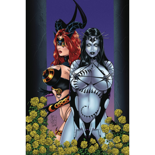 TAROT WITCH OF THE BLACK ROSE TP VOL 09 (VO)
