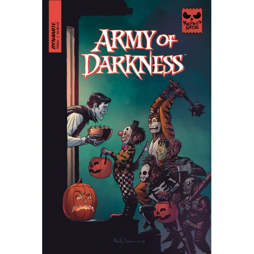 ARMY OF DARKNESS HALLOWEEN SPECIAL ONE SHOT (VO)